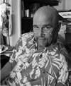 John Harrison (USA) Leiter der MAPS Studie «Ibogain in der Behandlung von Opiate-Abhängigkeit», Drug War Veteran, Bergsteiger, Therapeut - harrison-john